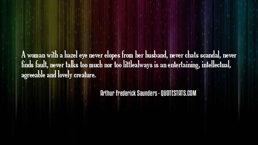 Quotes About Intellectual Woman #1852415