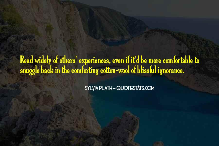 Quotes About Cotton #184265