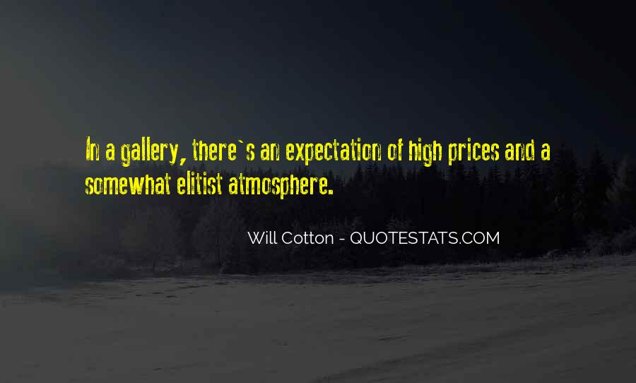 Quotes About Cotton #249819