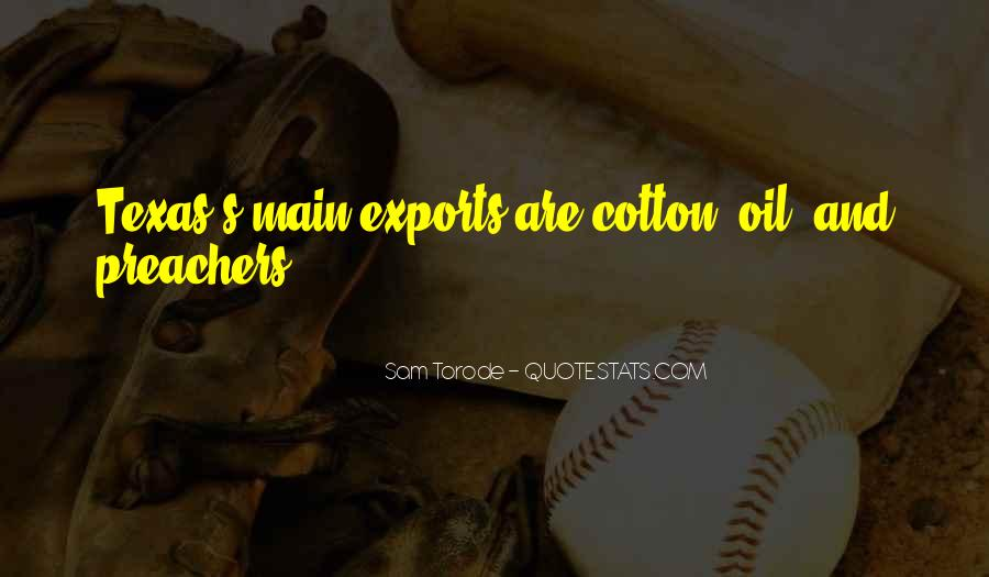 Quotes About Cotton #282613