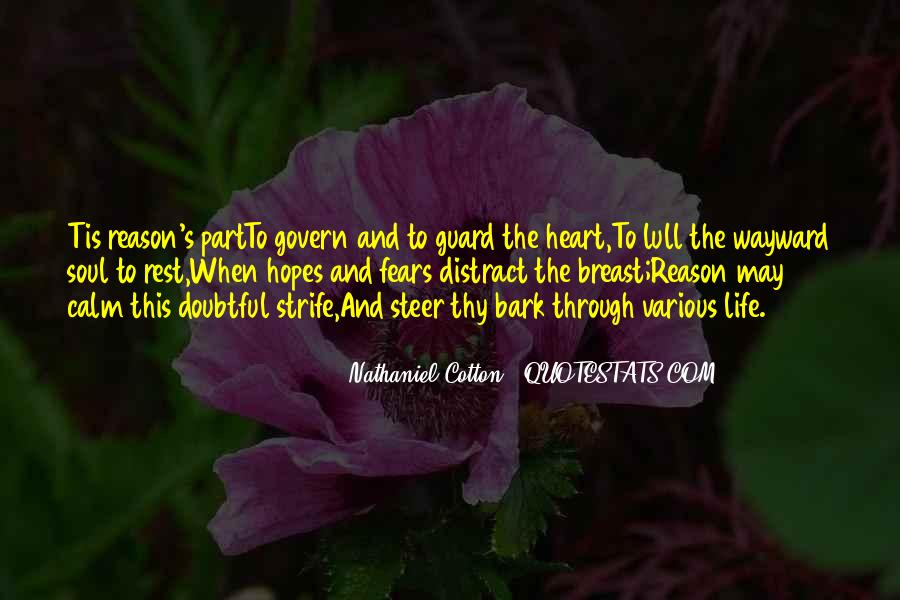 Quotes About Cotton #292209