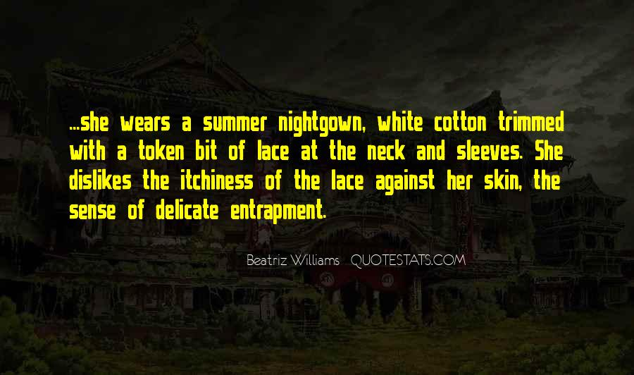 Quotes About Cotton #30157