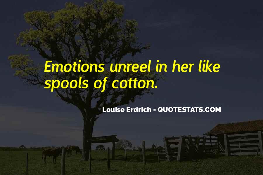 Quotes About Cotton #30285
