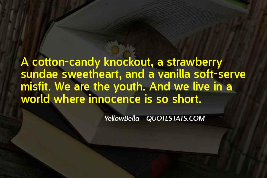 Quotes About Cotton #51435