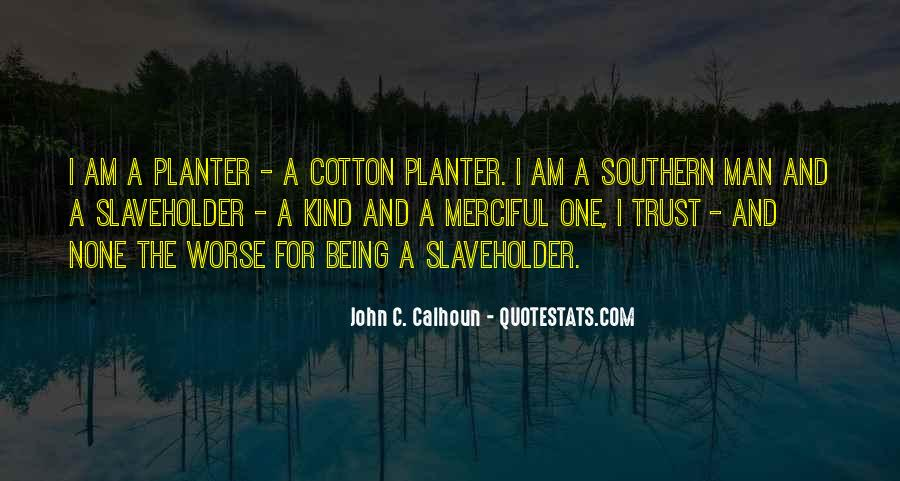 Quotes About Cotton #97697
