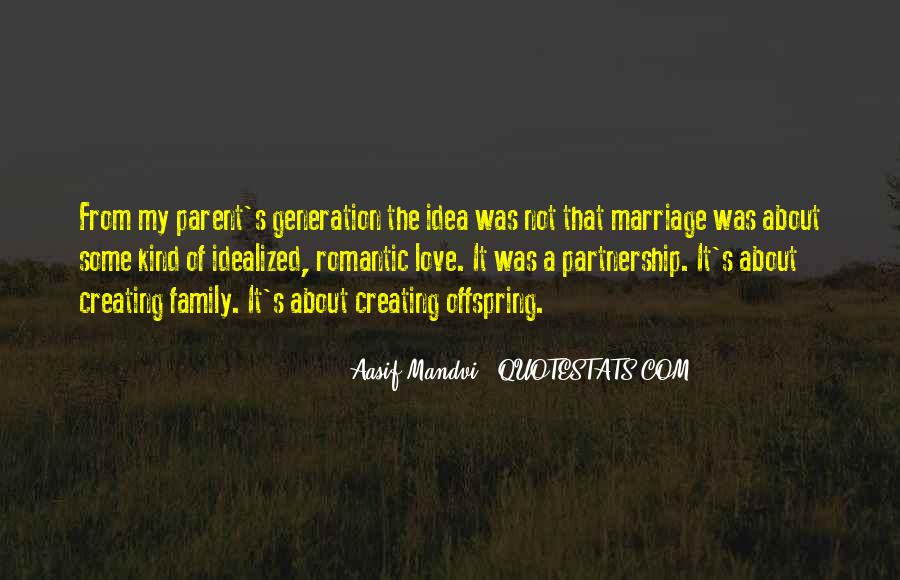 Quotes About Partnership And Love #1798929