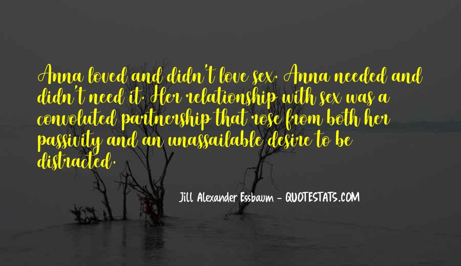 Quotes About Partnership And Love #470025