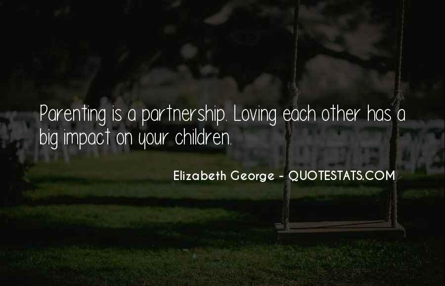 Quotes About Partnership And Love #641282