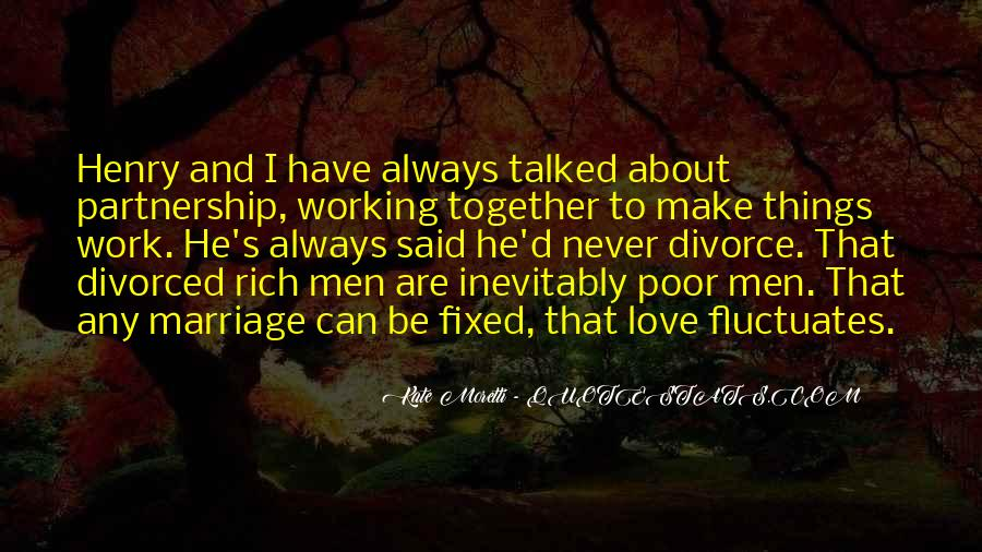 Quotes About Partnership And Love #680461
