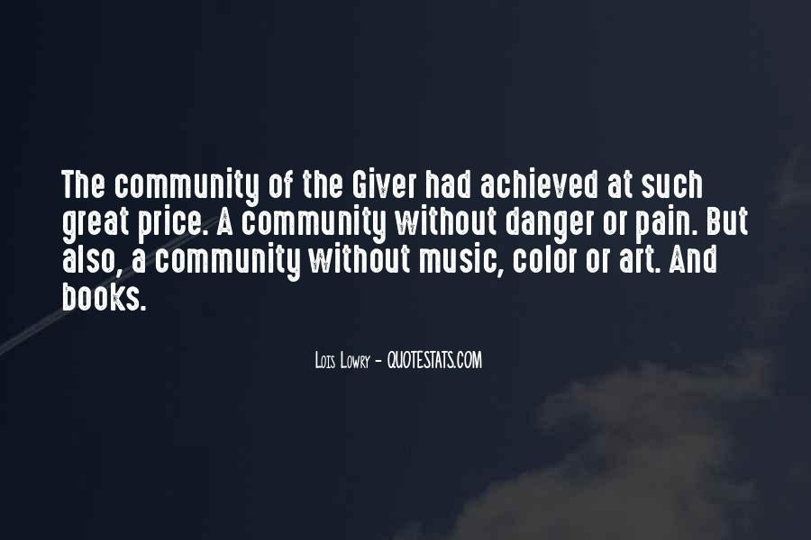 Quotes About Color In The Giver #1877549
