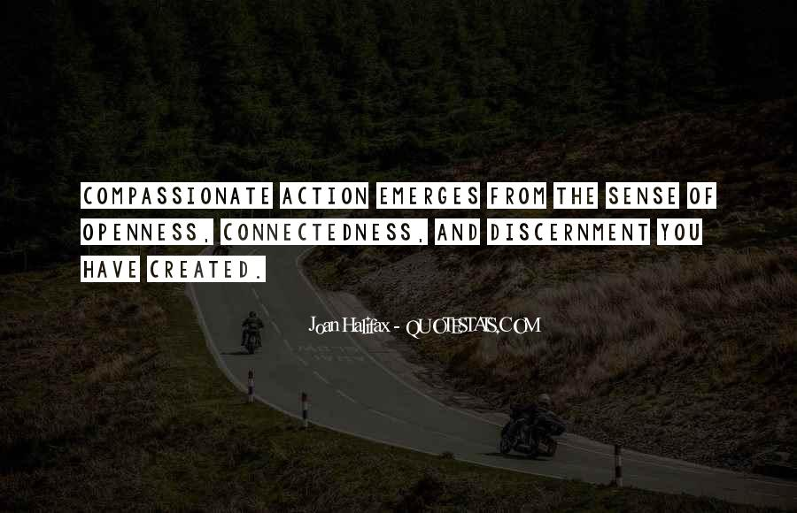 Quotes About Connectedness #1034311