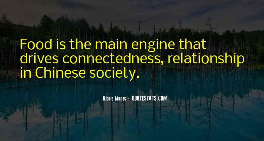 Quotes About Connectedness #592038