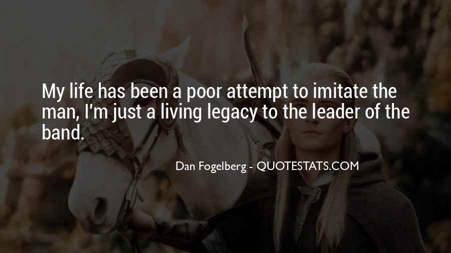 Quotes About Family Legacy #1025706