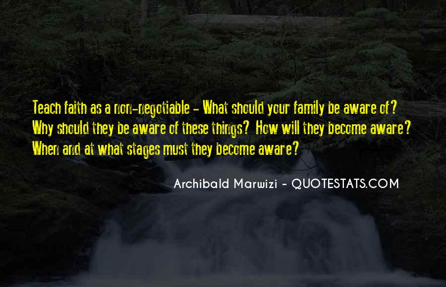Quotes About Family Legacy #115039