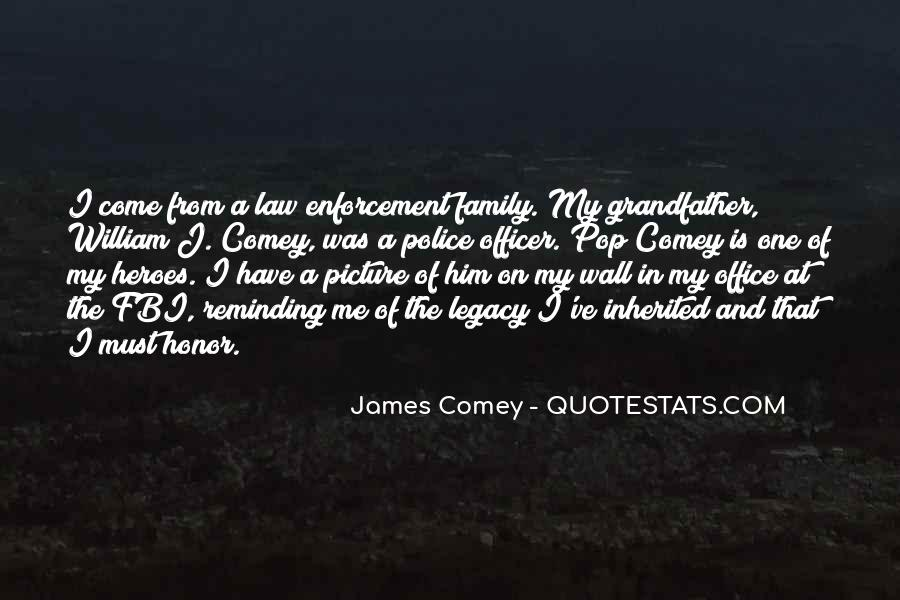 Quotes About Family Legacy #1555442