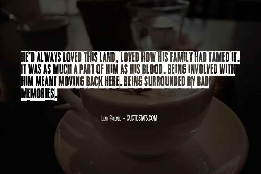 Quotes About Family Legacy #1689136