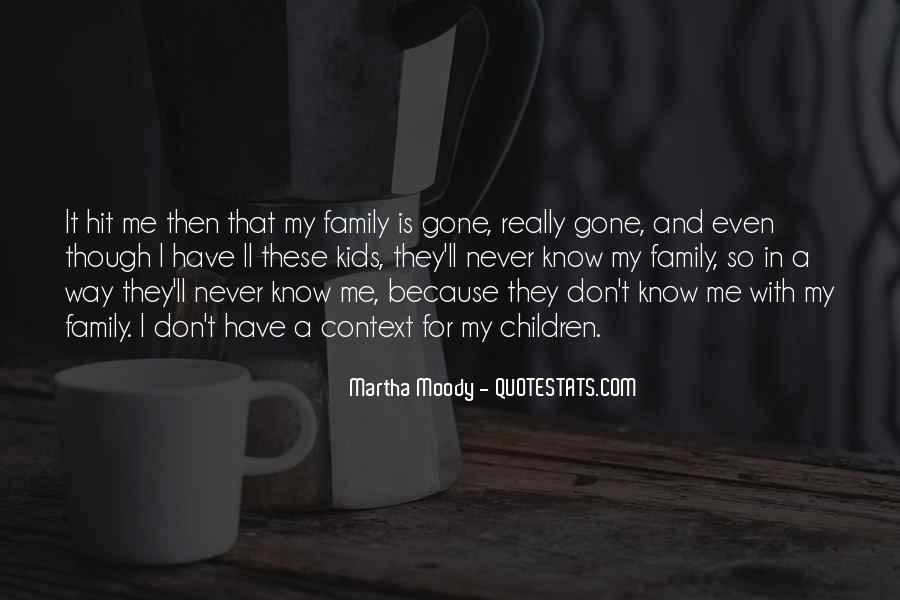 Quotes About Family Legacy #415552