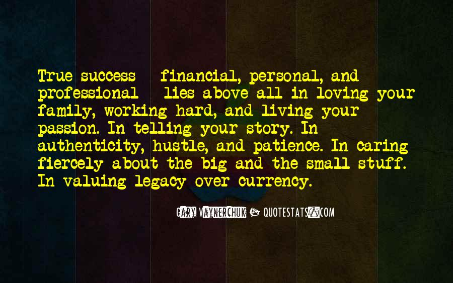 Quotes About Family Legacy #942157