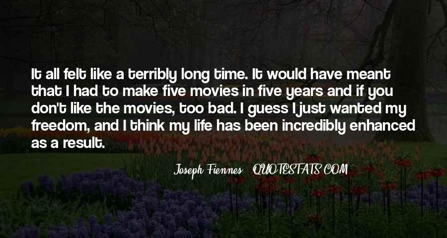 Quotes About New Years From Movies #227109