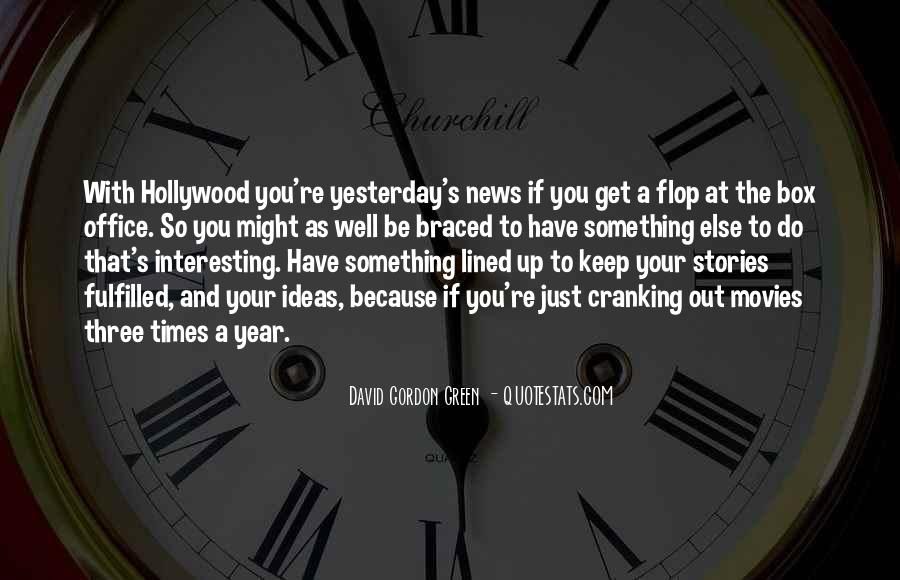 Quotes About New Years From Movies #362239