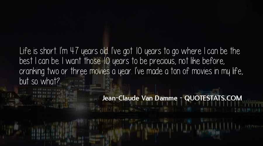 Quotes About New Years From Movies #720431