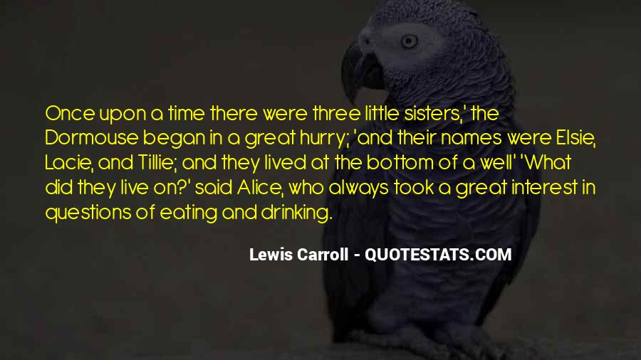 Quotes About My Little Sisters #128461