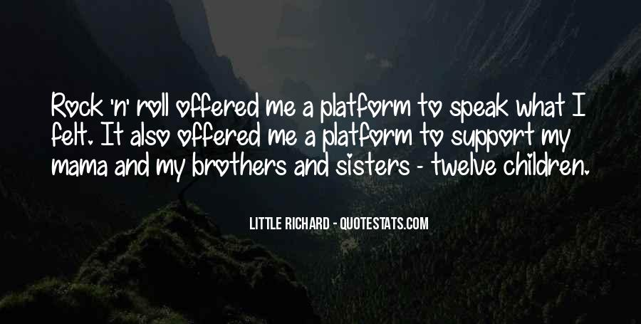 Quotes About My Little Sisters #933030