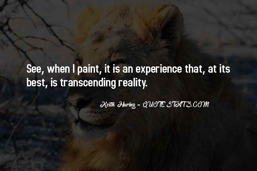 Quotes About Transcending Self #192000