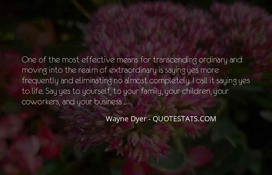 Quotes About Transcending Self #589804