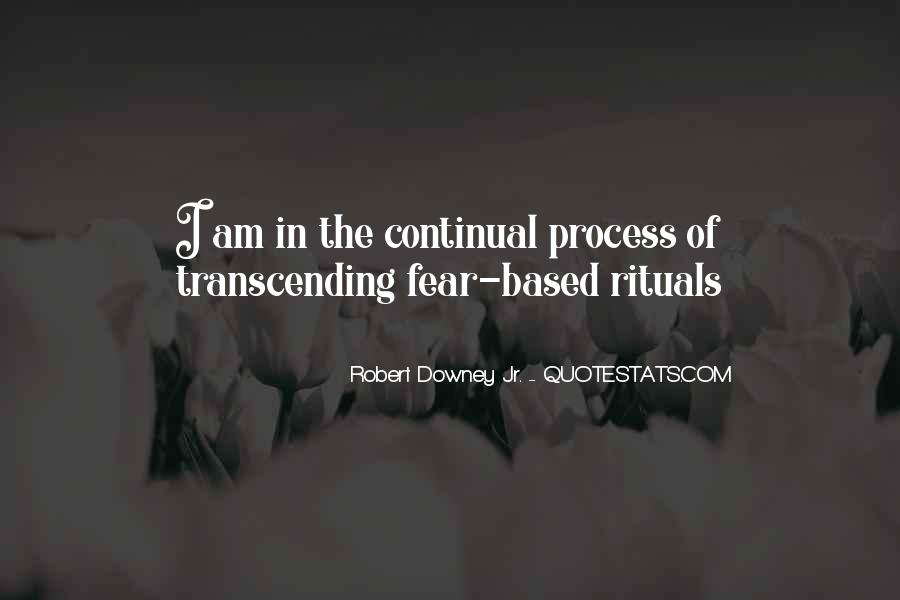 Quotes About Transcending Self #626356