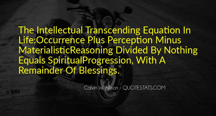 Quotes About Transcending Self #72579