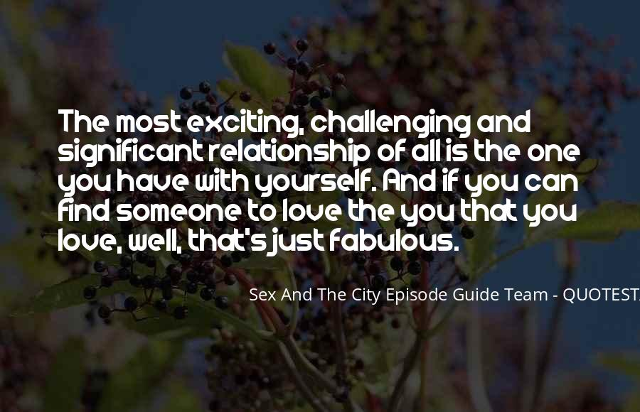 Quotes About Someone You Love And Can't Have #1727701