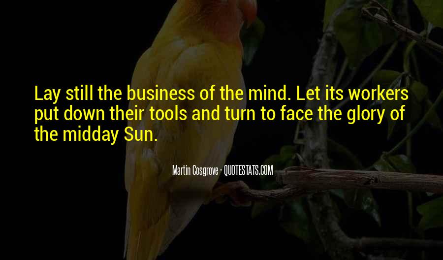 Quotes About The Sun On Your Face #175260