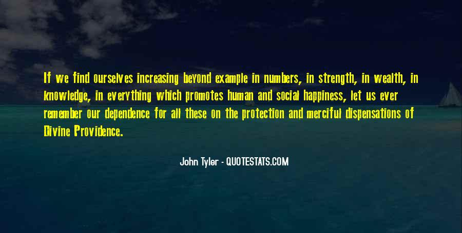 Quotes About Divine Providence #1019507