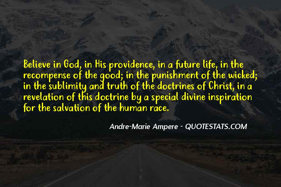 Quotes About Divine Providence #1337741