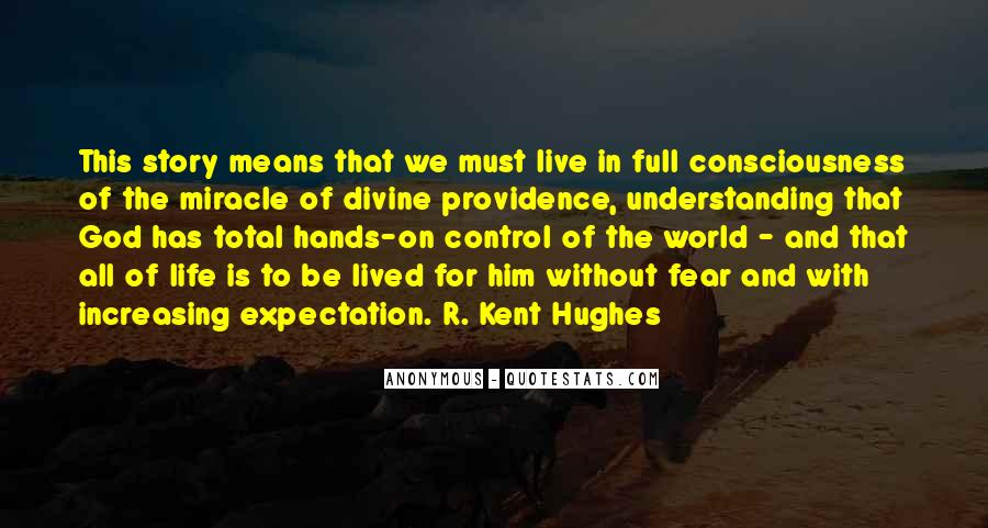 Quotes About Divine Providence #1632029