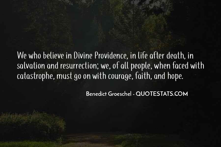 Quotes About Divine Providence #263240