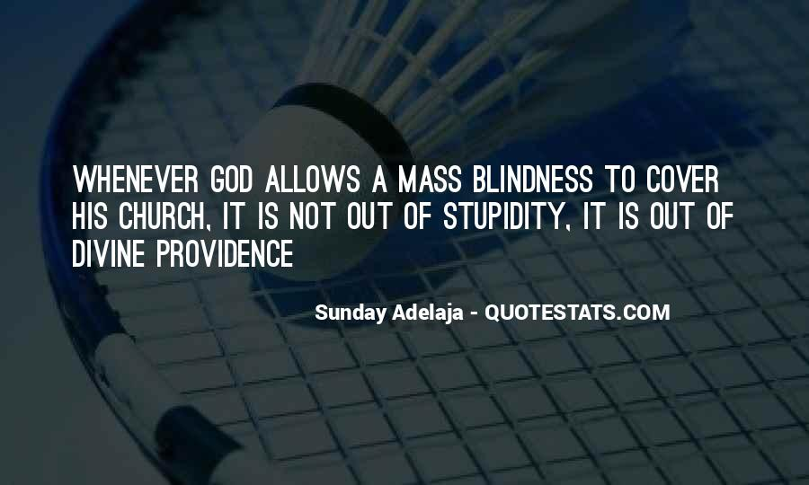 Quotes About Divine Providence #829790