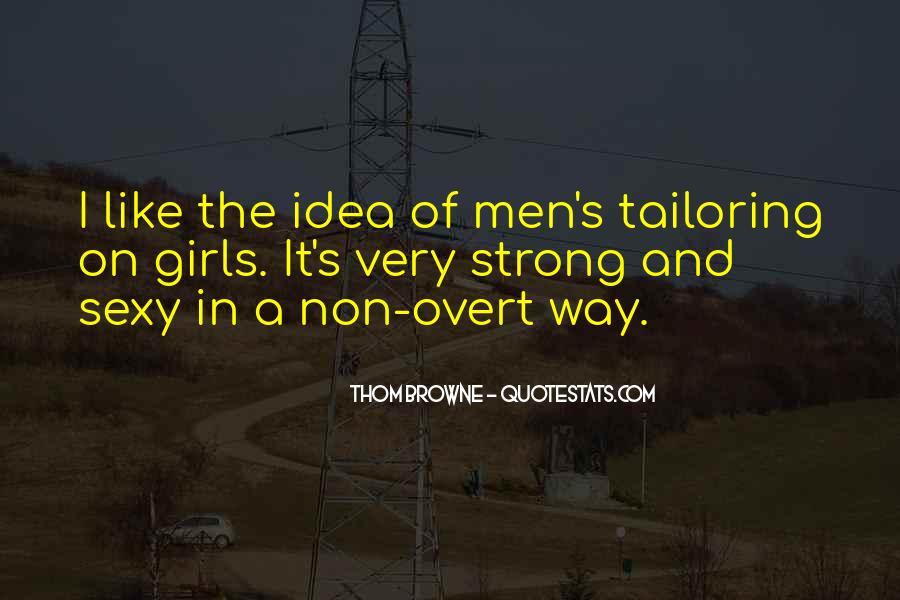 Quotes About Men #1085