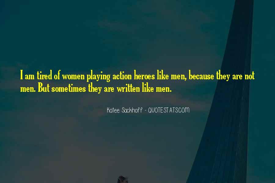Quotes About Men #3031
