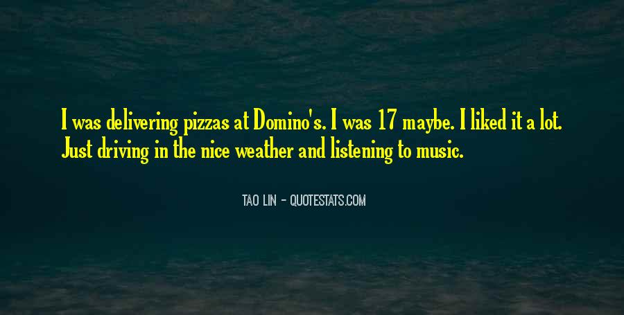 Quotes About Pizzas #483035