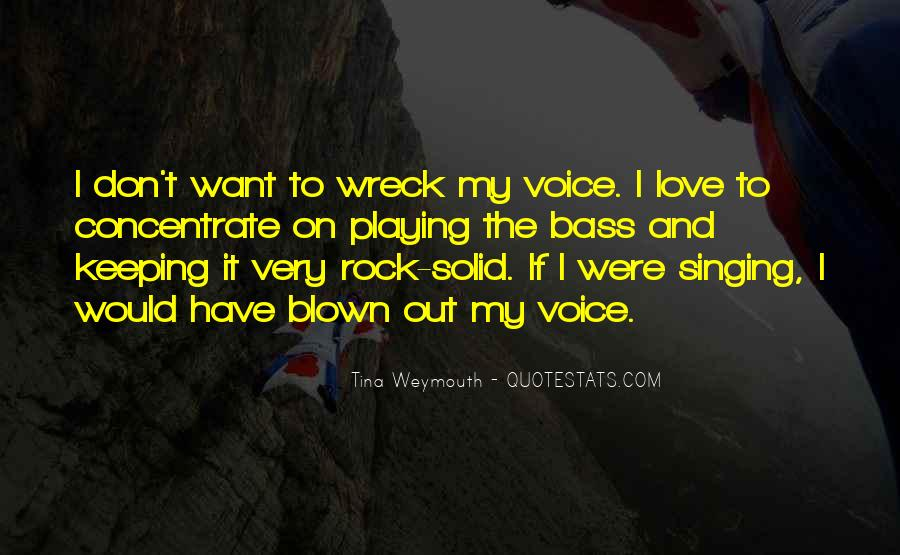 Quotes About Love Rock #123491