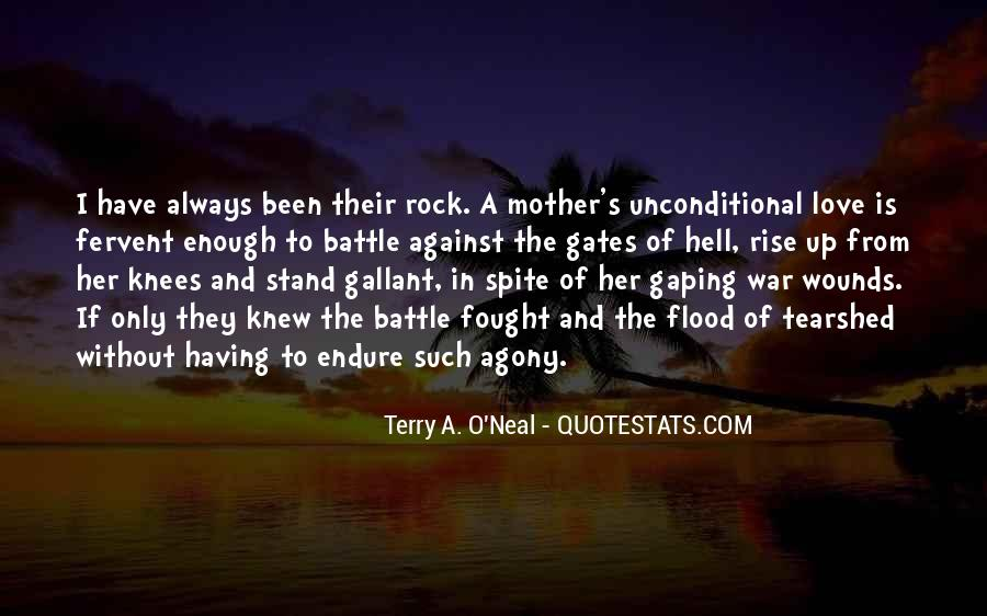 Quotes About Love Rock #133302