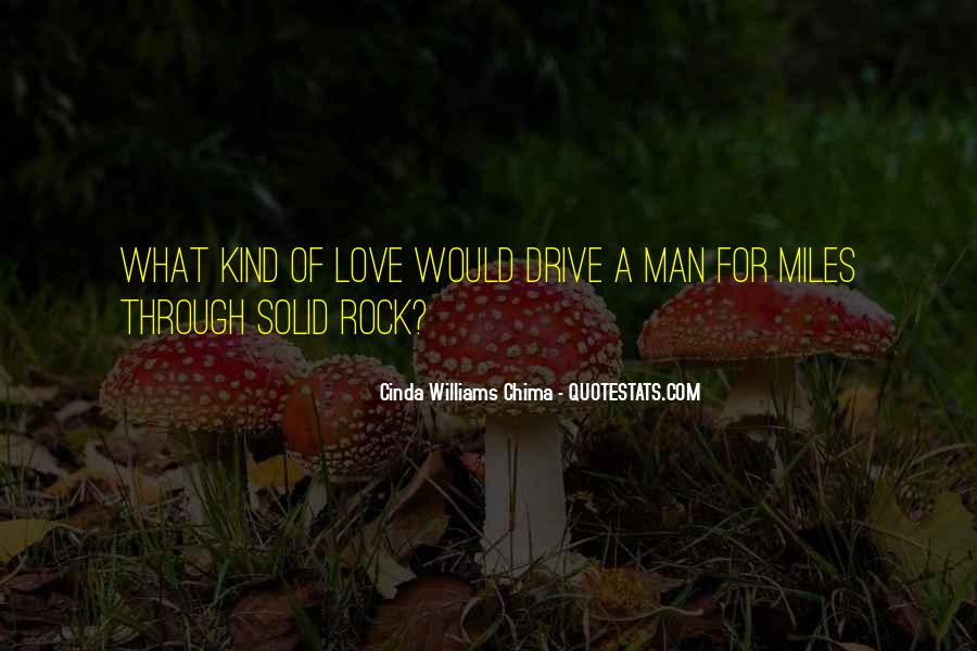 Quotes About Love Rock #163177
