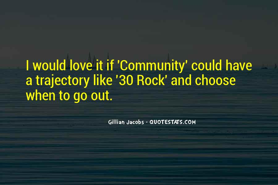 Quotes About Love Rock #223055