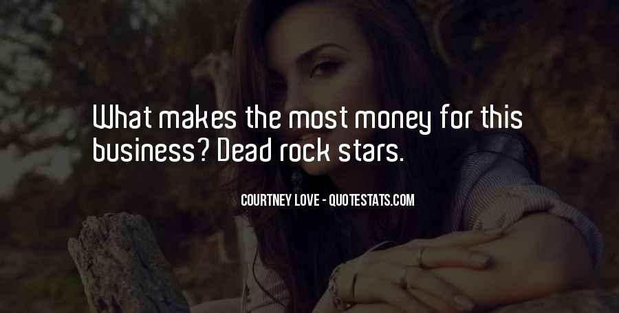 Quotes About Love Rock #444780