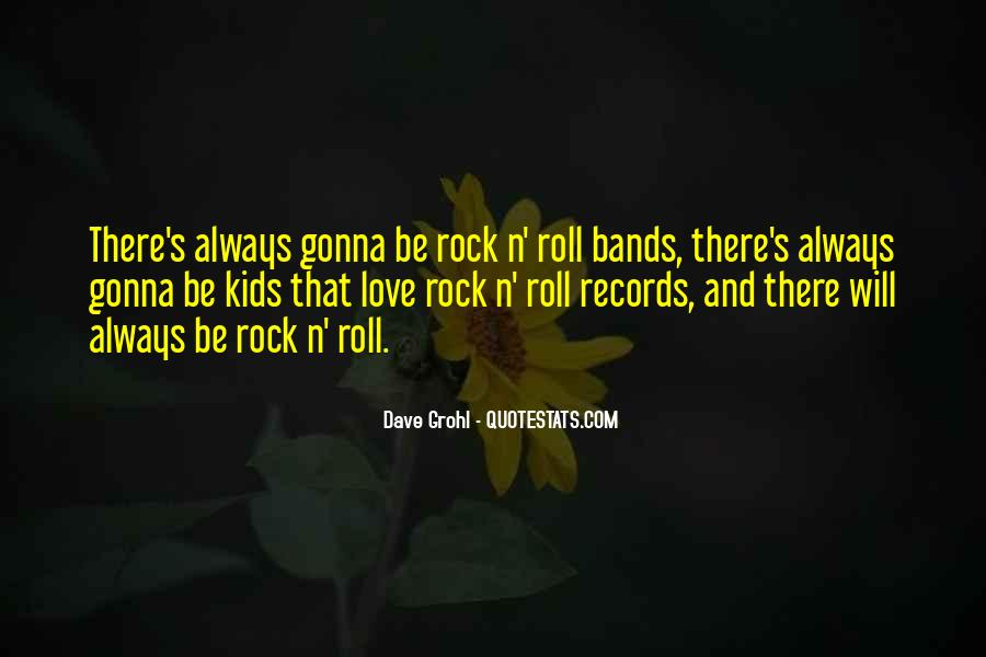Quotes About Love Rock #447841