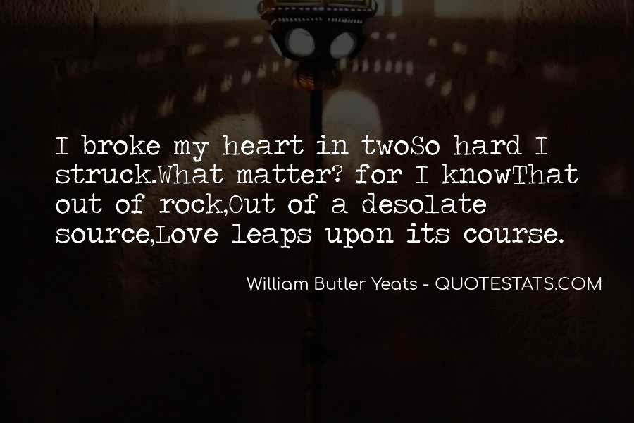 Quotes About Love Rock #455790