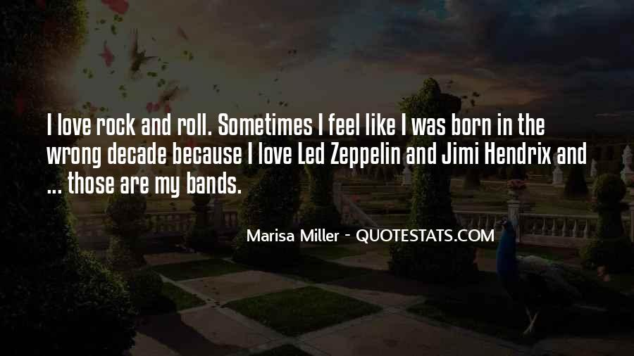 Quotes About Love Rock #47656
