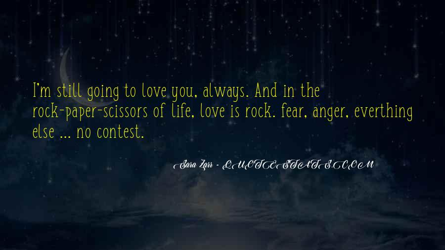 Quotes About Love Rock #48291